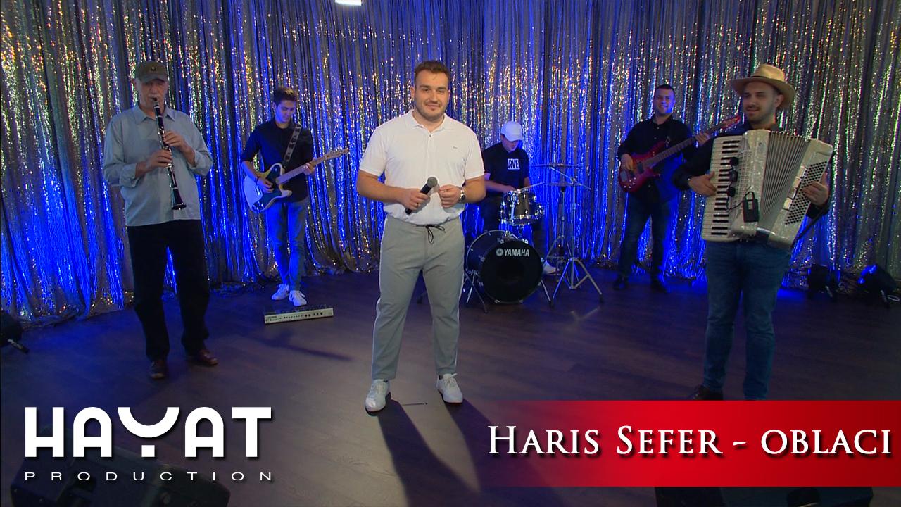 """Haris Sefer predstavio publici studijsku verziju pjesme """"Oblaci"""" koju je izveo na Ilidžanskom festivalu"""