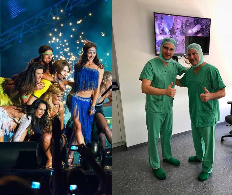 Dženan Jahić zamijenio muzičku scenu operacionom salom