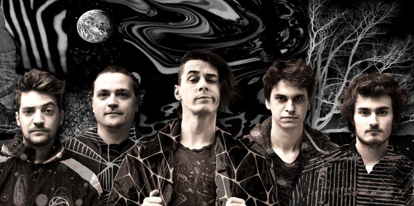 Pogledajte konceptualni online livestream nastup benda Činčila!