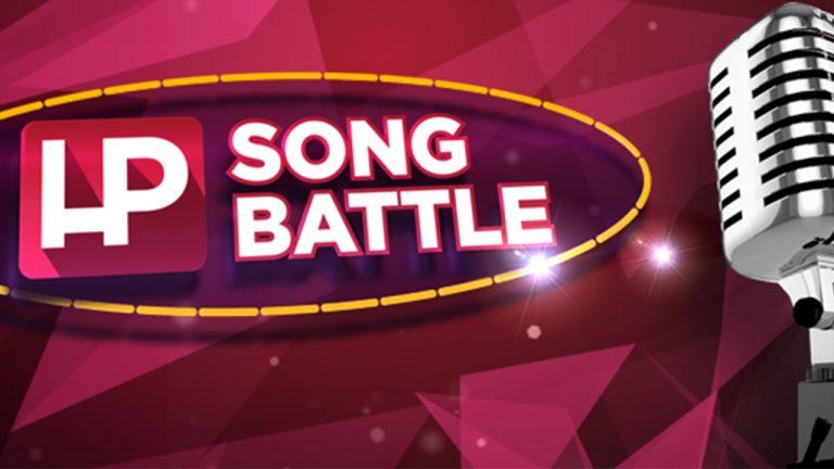 Učestvuj u muzičkom takmičenju HP Song Battle