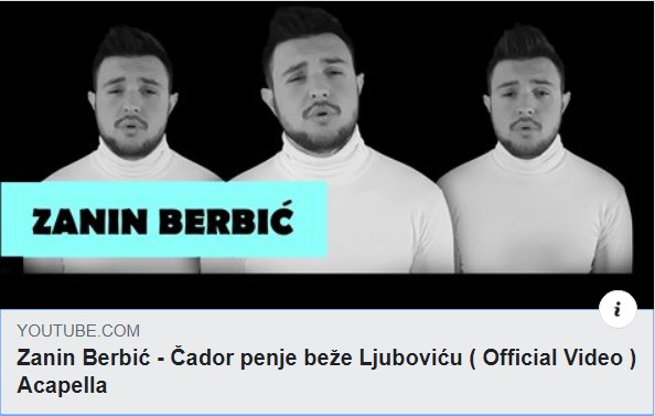 Zanin Berbić novi spot posvetio urušenim tvrđavama u BiH!