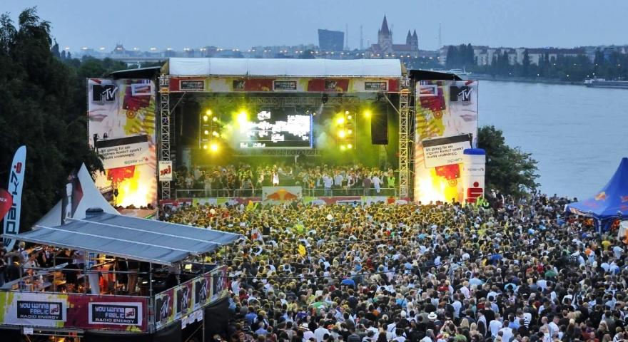 Beč – Open air festival s programom od 80 dana