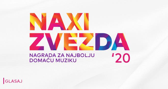 Naxi Zvijezda 2020: Glasajte za vaše muzičke favorite