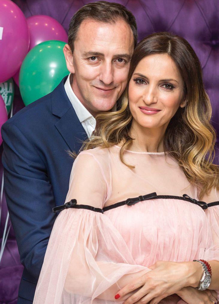 Sergej i Kristina Ćetković osvojili srce mališana širom svijeta
