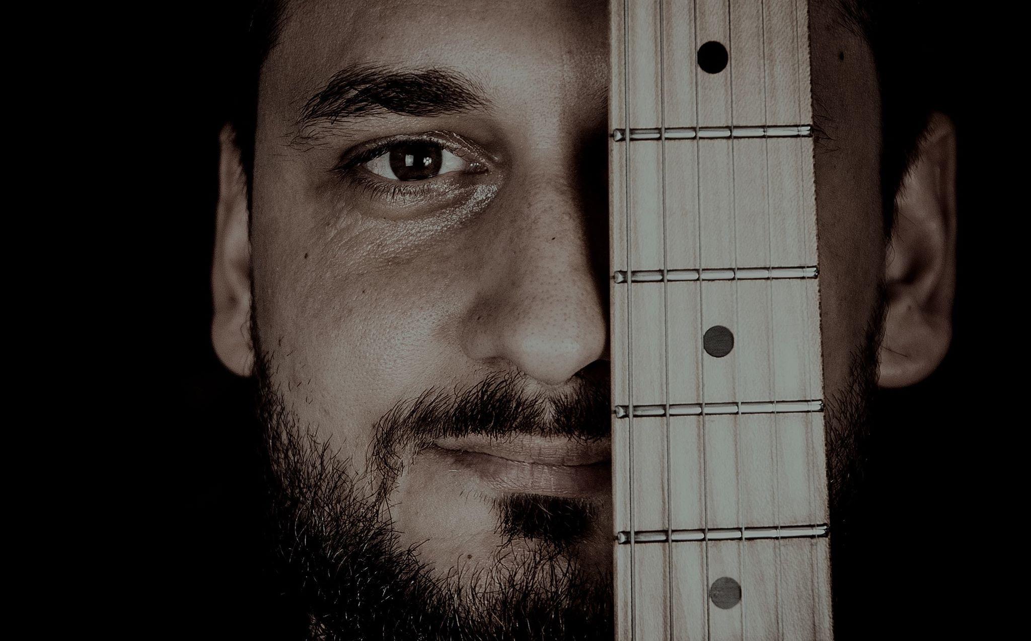 """Mejdi Sulejmani: Premijerno instrumentalno gitarska numera """"Nemir"""""""