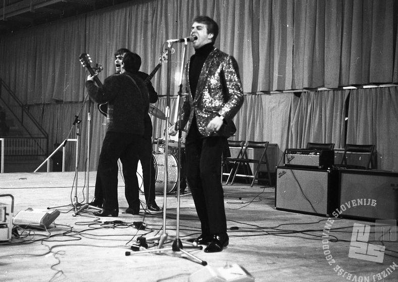Na današnji dan: Peggy Sue  i zagrebački Rock&Roll pjevač Matt Collins
