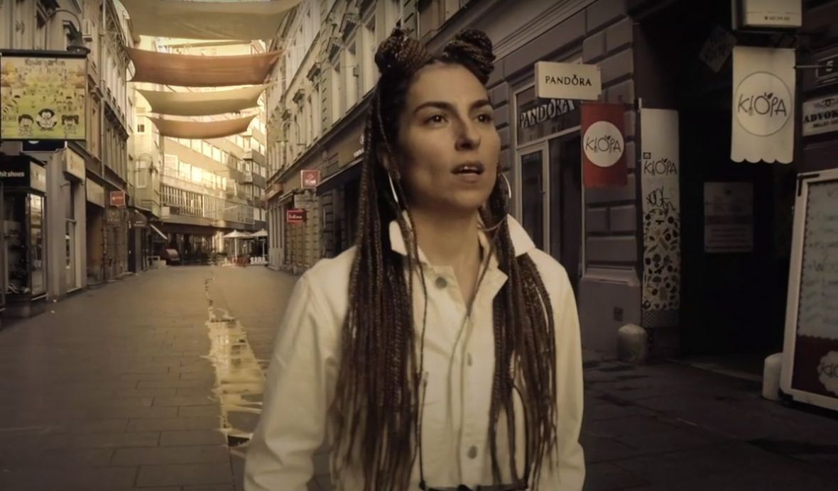 "Nina Gerin: Publici poklanja svoj prvi singl i spot ""WTF"""