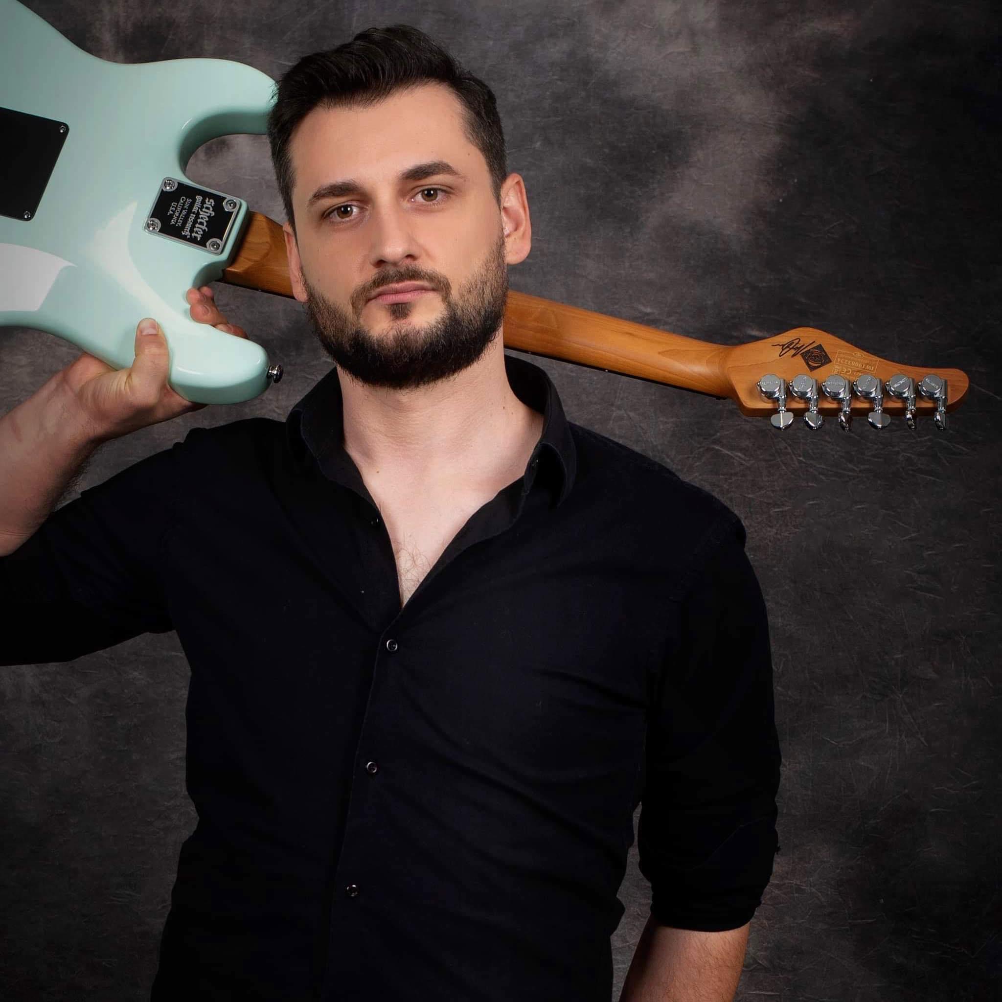 """Premijerno: Mejdi Sulejmani i kompozicija """"Nebo iznad Sedone"""""""