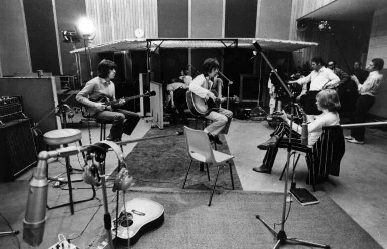 Rani dani Rolling Stonesa