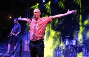 Ljubitelji reggae muzika sinoć su se mogli opustiti uz numere popularne grupe Zoster