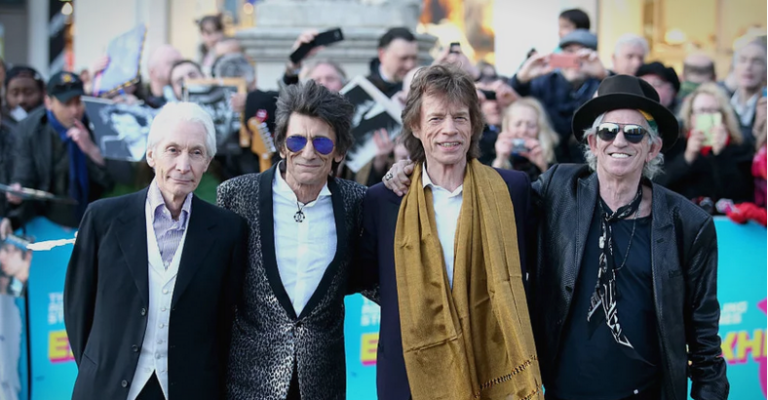 Članovi Rolling Stonesa prvi put javno o Wattsu